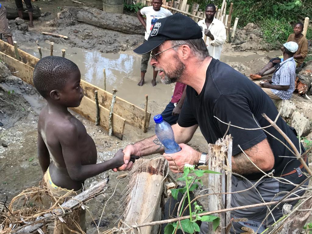 Volontariat au Congo?